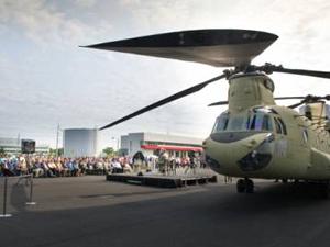 Boeing, ABD ordusuna teslim etti