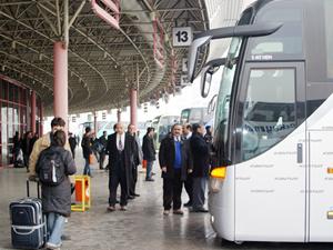 Seyahat harcamaları 3 milyar lirayı aştı