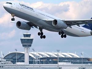 Münih: Dünyanın en iyi transfer havalimanlarından biri