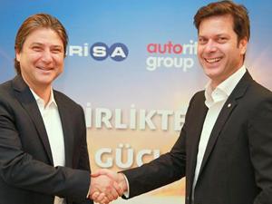 Brisa ve Autority Group işbirliği yaptı !