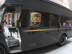 UPS çevre koşusunda hızlandı