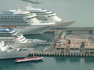 Barselona Kruvaziyer Limanı'nı Global aldı