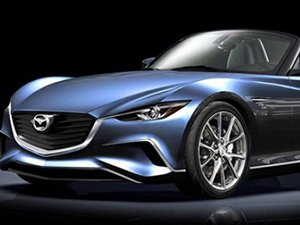 Yeni Mazda MX-5  yolda !