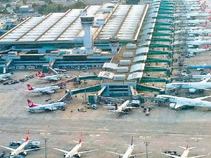 Havalimanı'nda Ebola paniği !