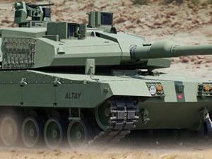 Altay motoru TÜMOSAN'ın