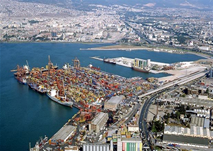 Alsancak Limanı'na Ro-Ro gemileri gelecek