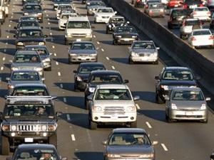 Trafikteki araç sayısı rekor sayıya ulaştı