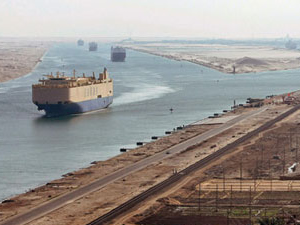 Süveyş Kanalı Projesi'nin ihalesi yapıldı