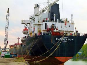 12 Türk denizci Kanada'da mahsur