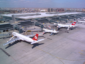 Atatürk Havalimanı karbon salımını azalttı