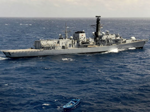 Denizde büyük uyuşturucu operasyonu