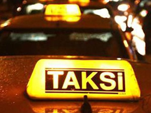 İstanbul'da taksi ücretlerine zam!