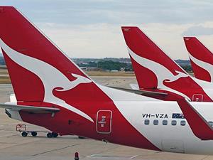 Avustralya milli havayolları Qantas zararı açıklandı