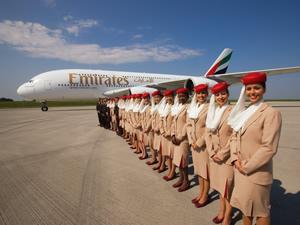 Emirates A380, 800 personelle üretiliyor