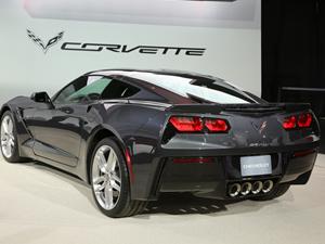 Chevrolet Corvette Stingray 2014'ün en fazla üretileni