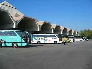 Konya'da otobüs biletine yaş sınırı