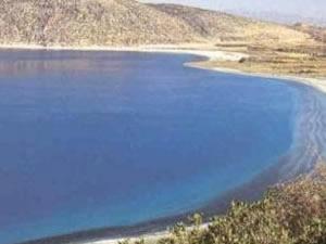 Burdur Gölü'nü kurtarmak için 1,5 milyon lira