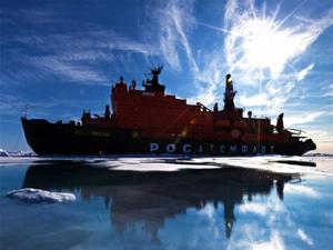 Shvabe'den buz kırıcı lazer destekli yeni bir gemi