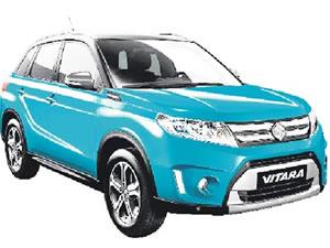Suzuki yeni Vitara'yı Paris'te tanıtacak