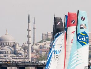 Extreme Sailing İstanbul'da