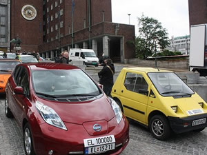 Norveç'te gündem elektrikli otomobil