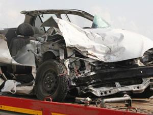 Bursa'da feci kaza: 3 ölü, 2 yaralı