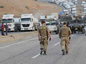 Şırnak'taki eylem'e müftü müdahalesi