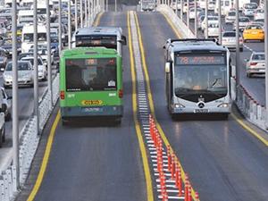 İstanbul'a iki yeni metrobüs hattı daha geliyor