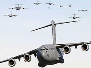 ABD kargo uçağı Türk hava sahasını karıştırdı !