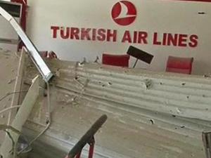 THY'nin Bağdat ofisine bombalı saldırı düzenlendi !