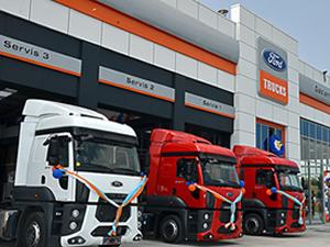 Ford Trucks ,13. bayisini İstanbul'da açtı