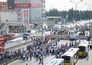 İstanbul'dan sonra bu kez de Konya'da !