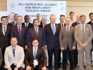 'IALA Risk Yönetimi Eğitim Semineri' başladı