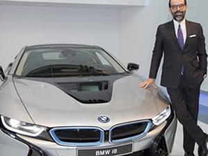 Elektrikli BMW'nin satış tarihi yılbaşında