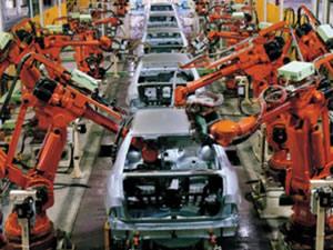 Otomotiv üretiminde yükseliş gözlendi