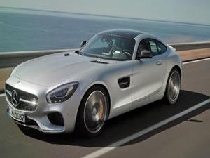 Mercedes-AMG GT piyasada