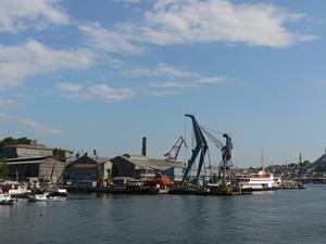 Kasımpaşa Tersanesi 'yat limanı' oluyor