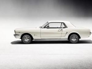 Ford Mustang'ın 50.yılı