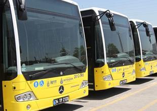 İBB'den Bosna Hersek'e otobüs yardımı
