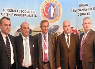 SMM Fuarı'na Türkiye'den 41 firma katıldı