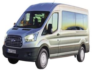 Ford'dan şiddet mağduru kadınlara 135 minibüs