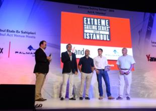 Extreme Sailing Series'in 6. etabı bitti