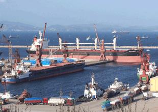 Çelebi Limanı'nın elleçleme kapasitesi arttı