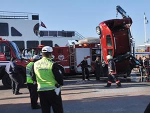 Feribot kazasında 3 kurum 1 milyon 400 milyon lira tazminat ödeyecek