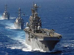 Putin emretti ! Rus donanması tatbikata başladı
