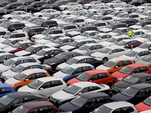 Avrupa'da otomobil satışları rekora koşuyor !