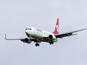 Ekonomi Bakanı Nihat Zeybekci ' Boeing' kullandı