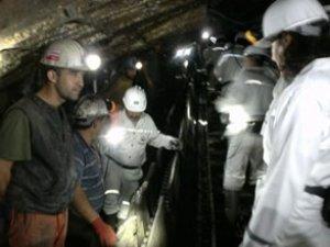 Soma Maden Ocağı ilk kez görüntülendi