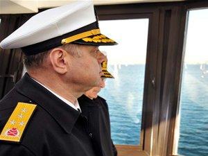 Oramiral Bostanoğlu: Donanmamız 200 bin tona yaklaştı