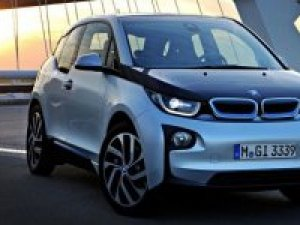 Elektrikli BMW markasının i3 modeli Türkiye'de